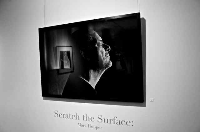 From Scratch The Surface Exhibition