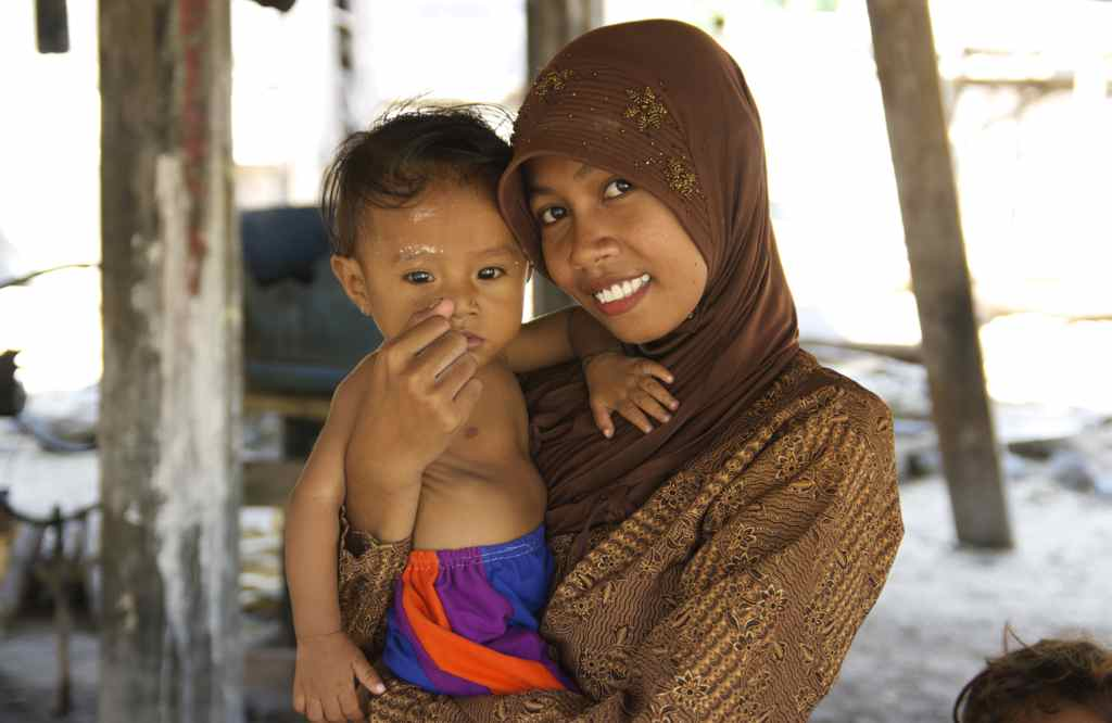 The People Of Flores Indonesia Mark Hopper