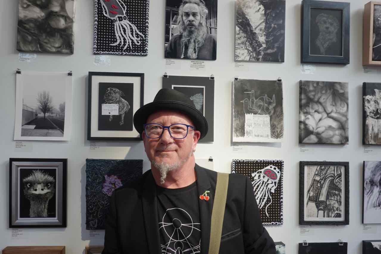 First Prize!  Linden New Art – Postcard Show 2019-20